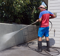 Pressure Cleaning Brisbane Go Zeaus